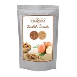 Bio Knusprige Zwiebel Chips 28 gr., Vegan-Rohkost