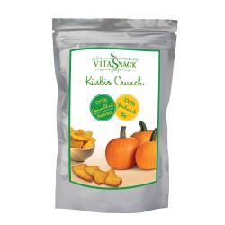 Bio Knusprige Kürbis Chips 24 gr. Vegan-Rohkost