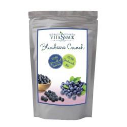 Bio Knusprige Blaubeeren Chips 24 gr. Vegan-Rohkost