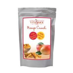 Bio Knusprige Mango Chips 24 gr. Vegan-Rohkost