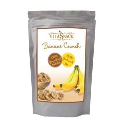 Bio Knusprige Banana Chips 28 gr. Vegan-Rohkost